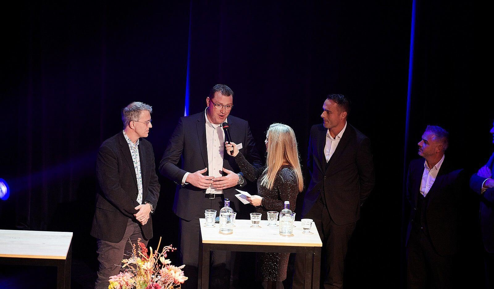 Nominatie Business Award voor Hoppenbrouwers Techniek Roosendaal