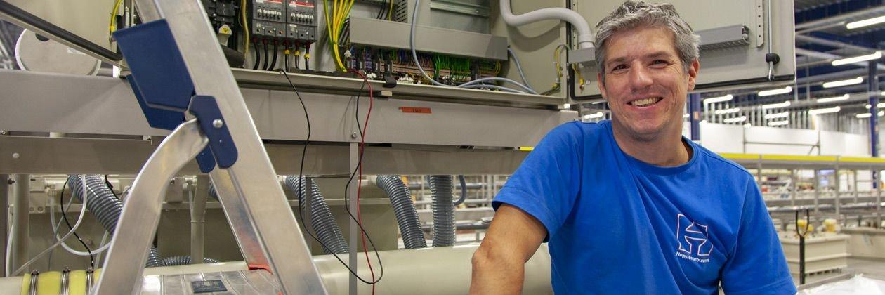 Eerste monteur industriële automatisering