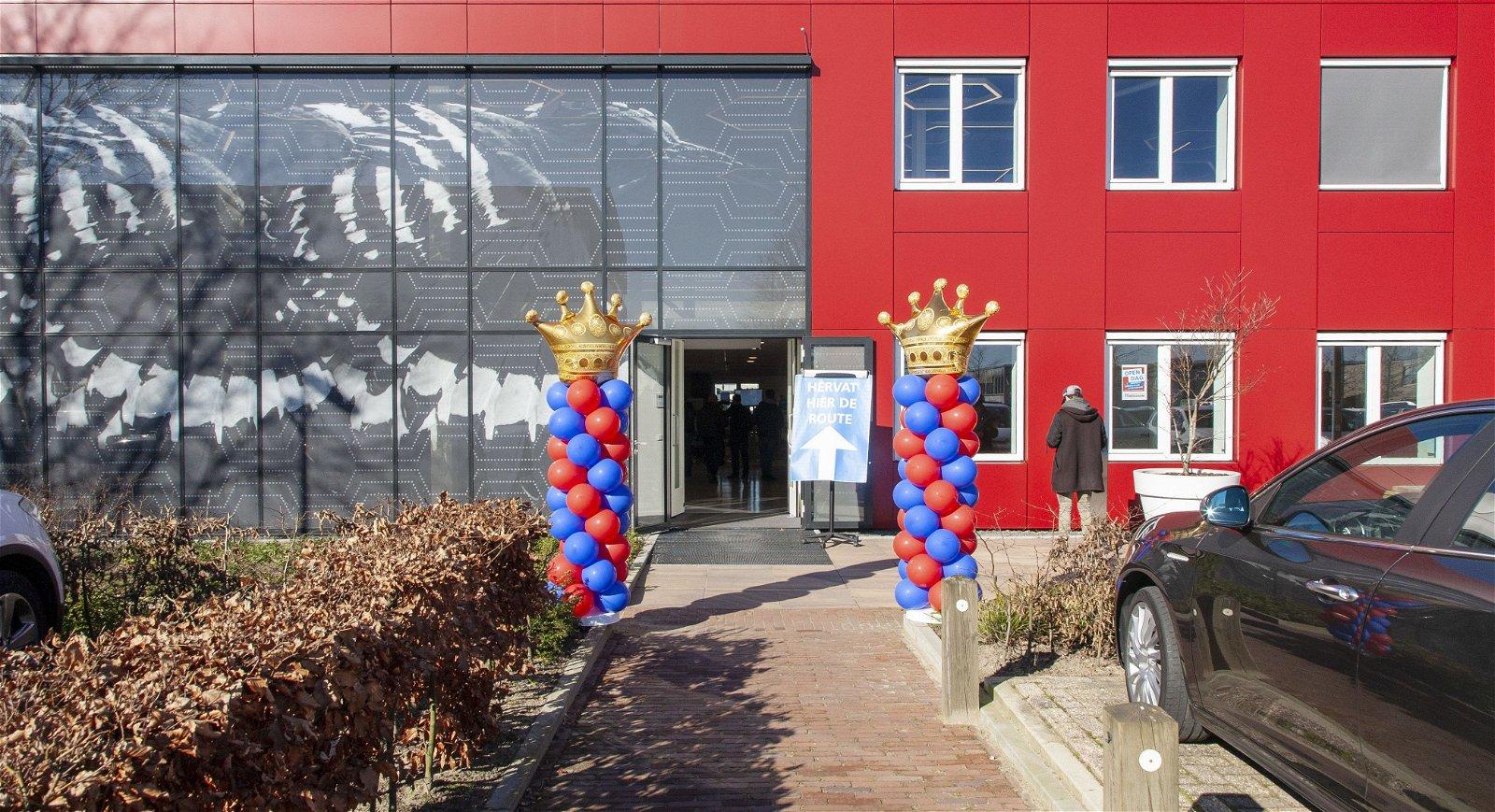 De open dag in Udenhout