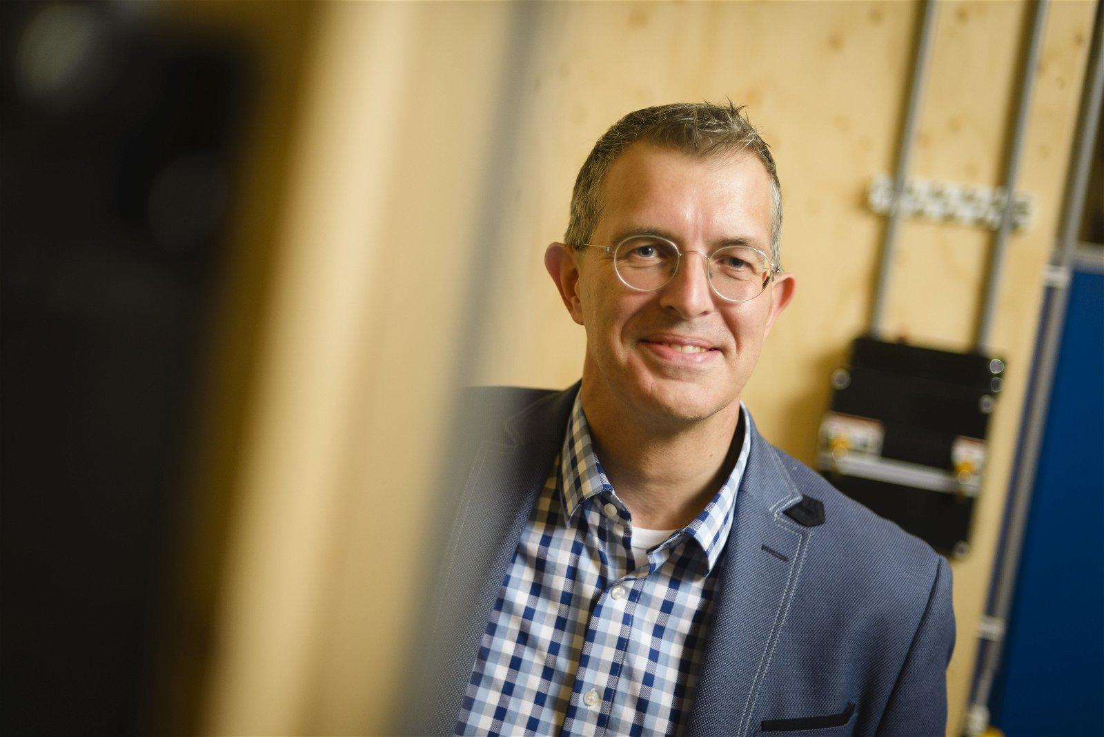 Regio directeur West Freddy van Peer van Hoppenbrouwers Techniek