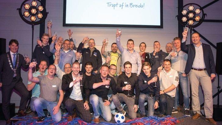 Opening Hoppenbrouwers Techniek Breda