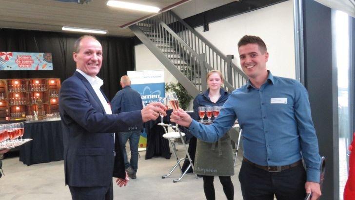 Opening Hoppenbrouwers Techniek Nijmegen