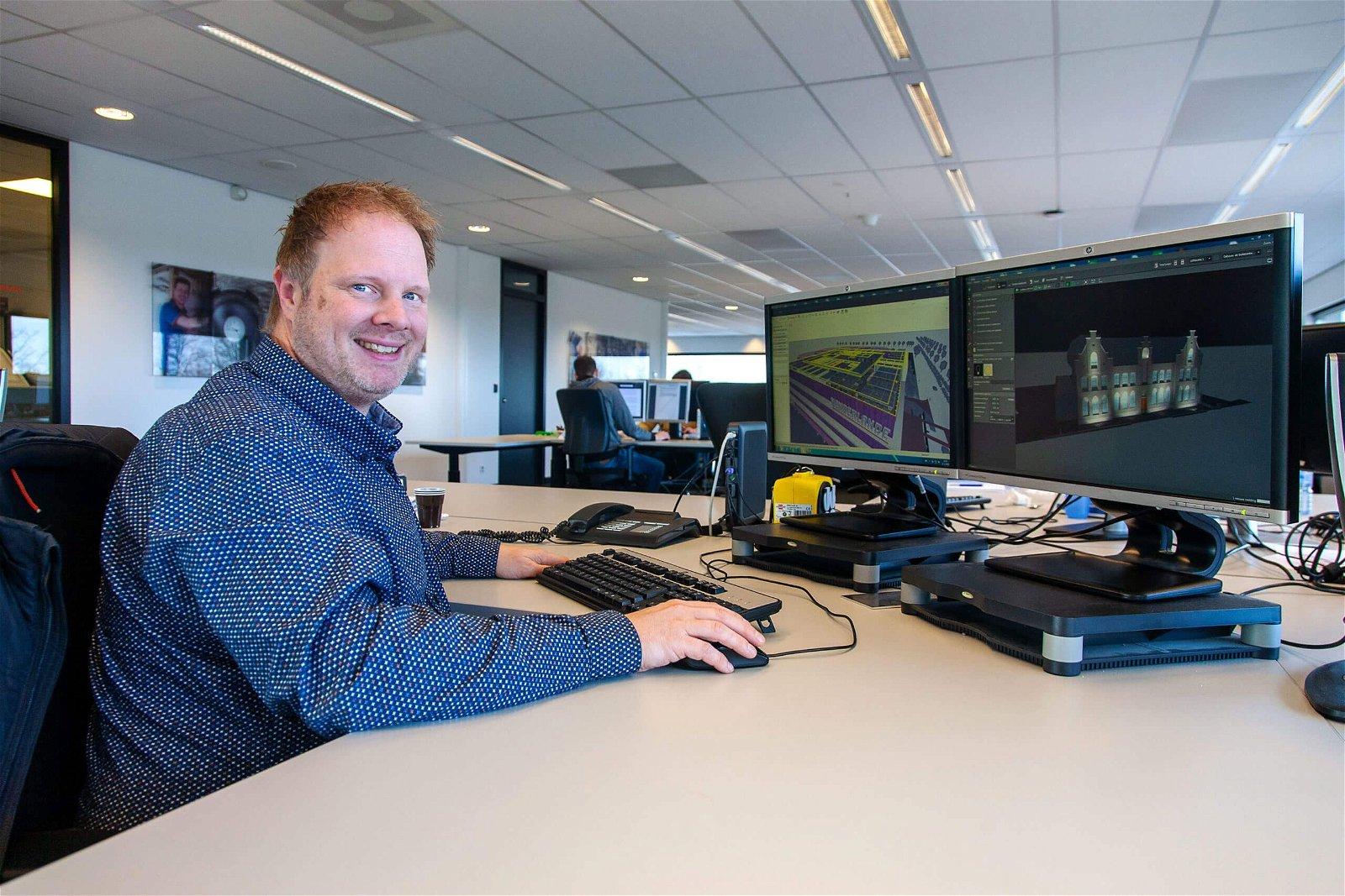 Engineer-E Ben Snijder van Hoppenbrouwers Techniek