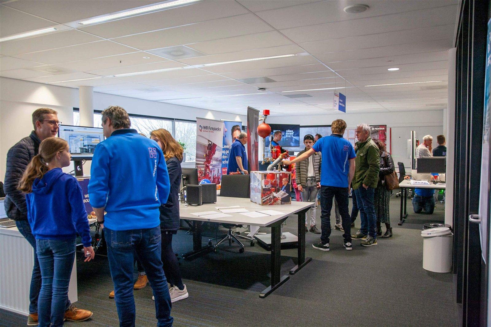 Open dag 2020 van Hoppenbrouwers Techniek