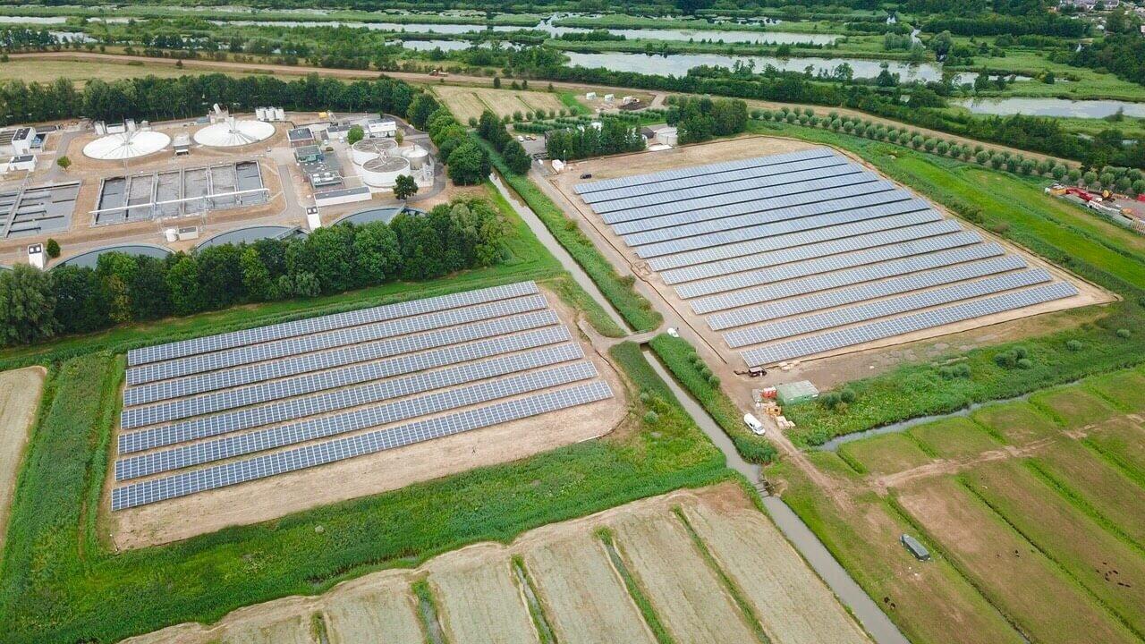 Hoppenbrouwers en Bakker Sliedrecht helpen Amsterdams waterbedrijf klimaatneutraal worden