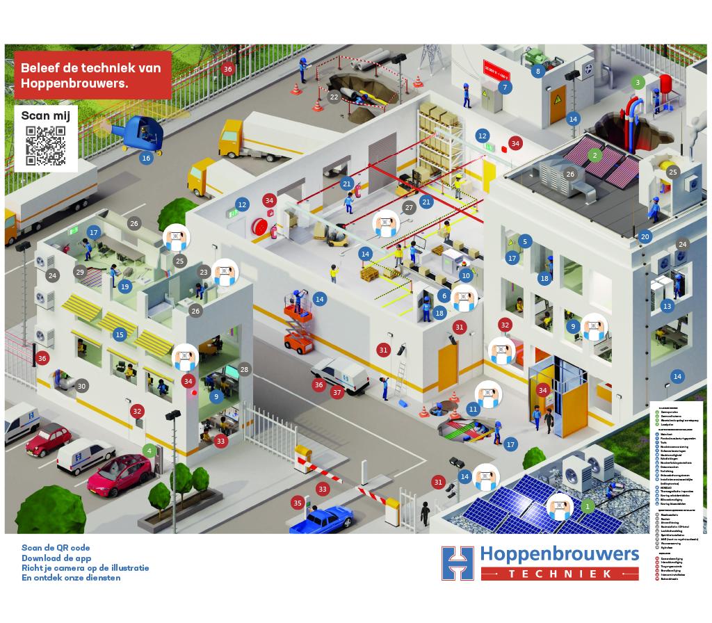 Citycam app poster