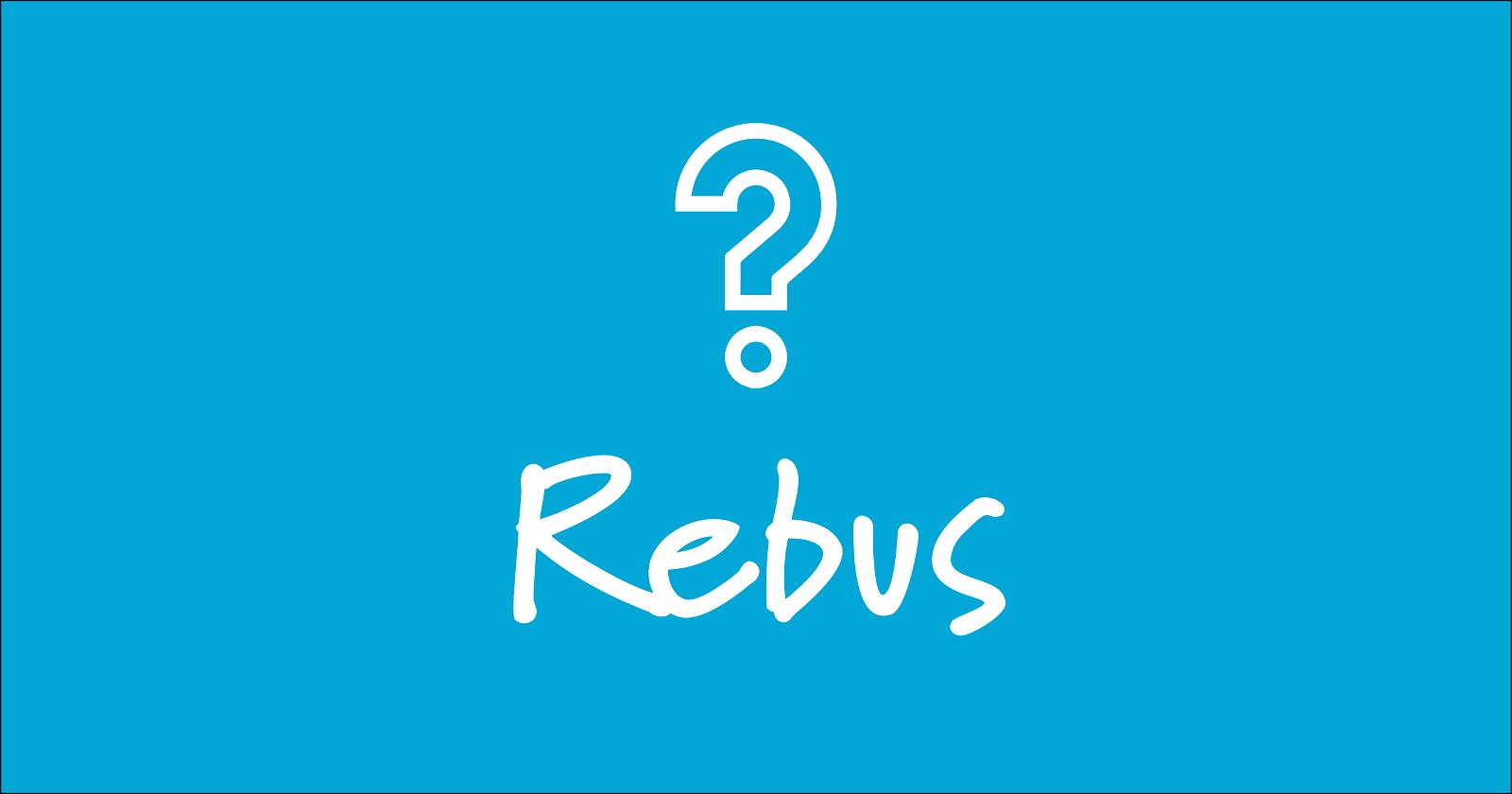 Rebus icoon