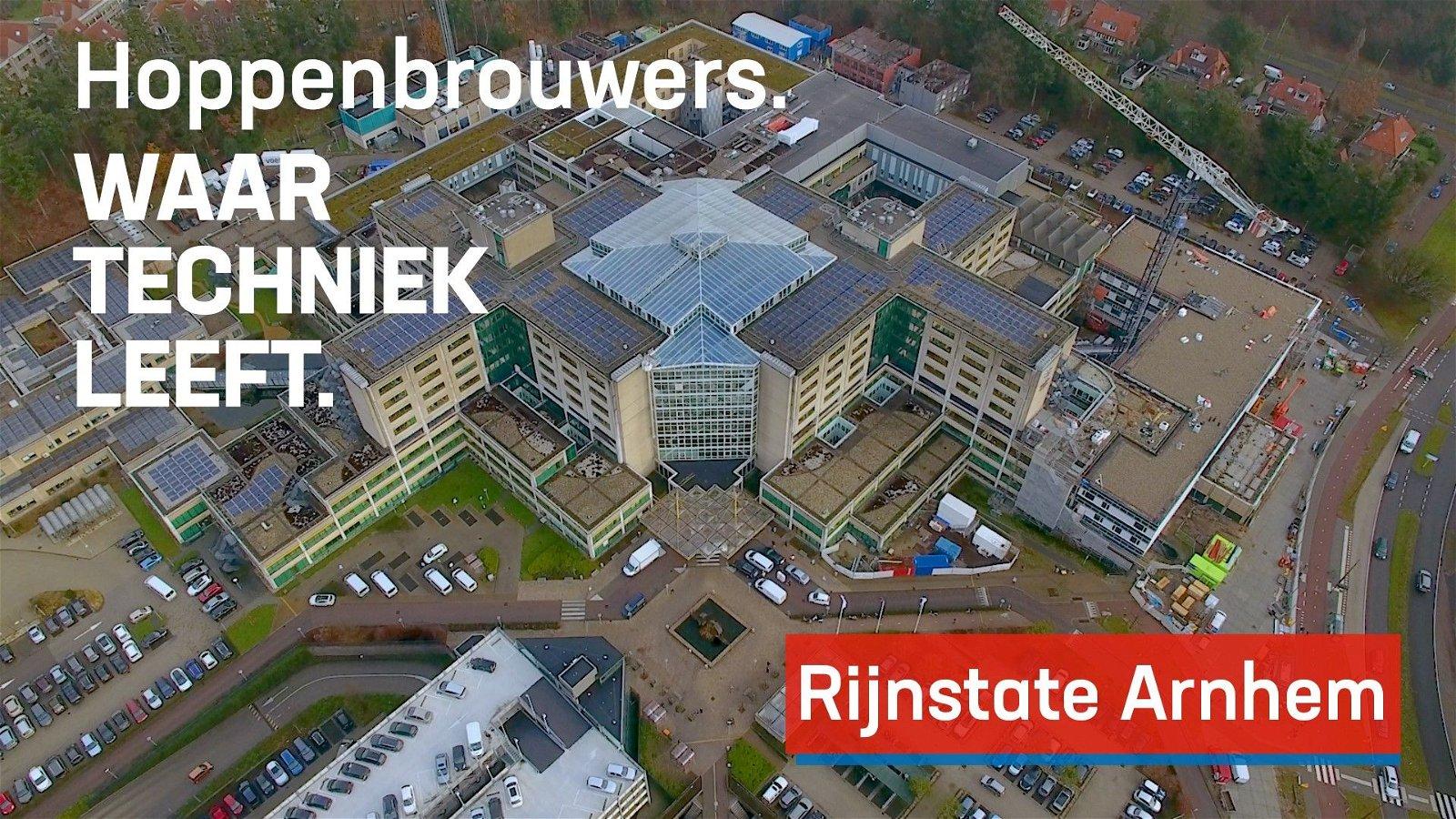 Projectvideo Rijnstate Arnhem