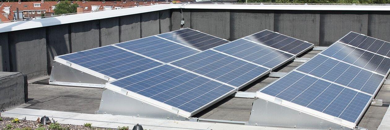 Duurzame energie van Hoppenbrouwers voor kantoren