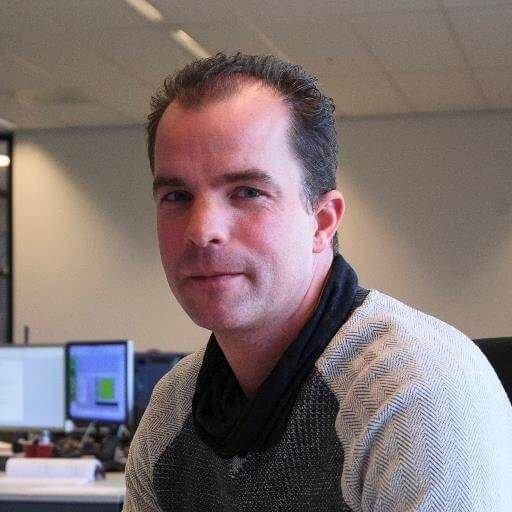 Bas Tekath Specialist elektrotechniek van Hoppenbrouwers Techniek