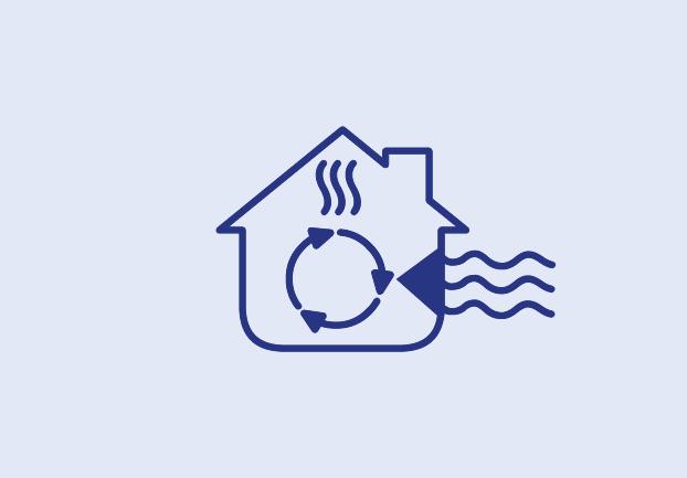Icoon energiebeheersing
