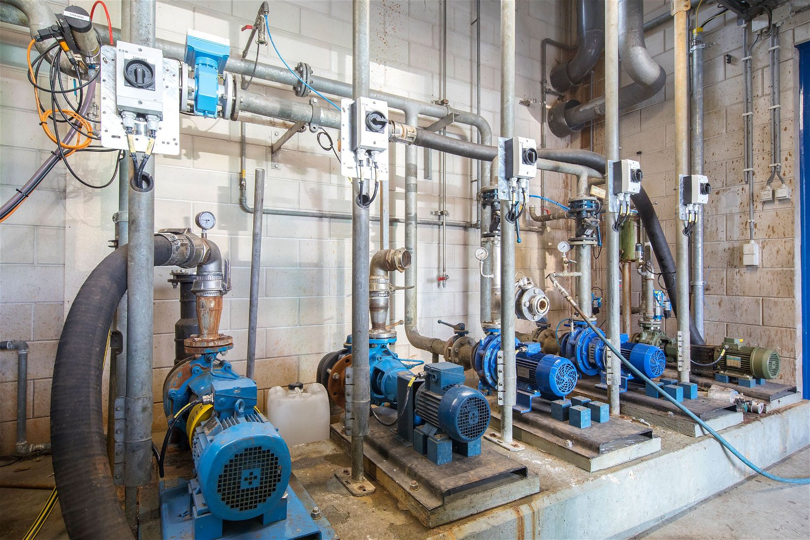 Hoppenbrouwers Techniek werkte mee aan de afvalwaterzuiveringsinstallatie voor Tank Services Pernis