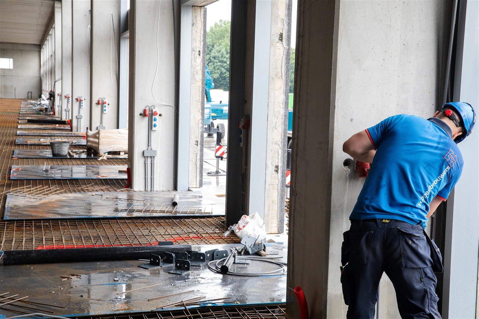 Zalando bleiswijk distributie centrum