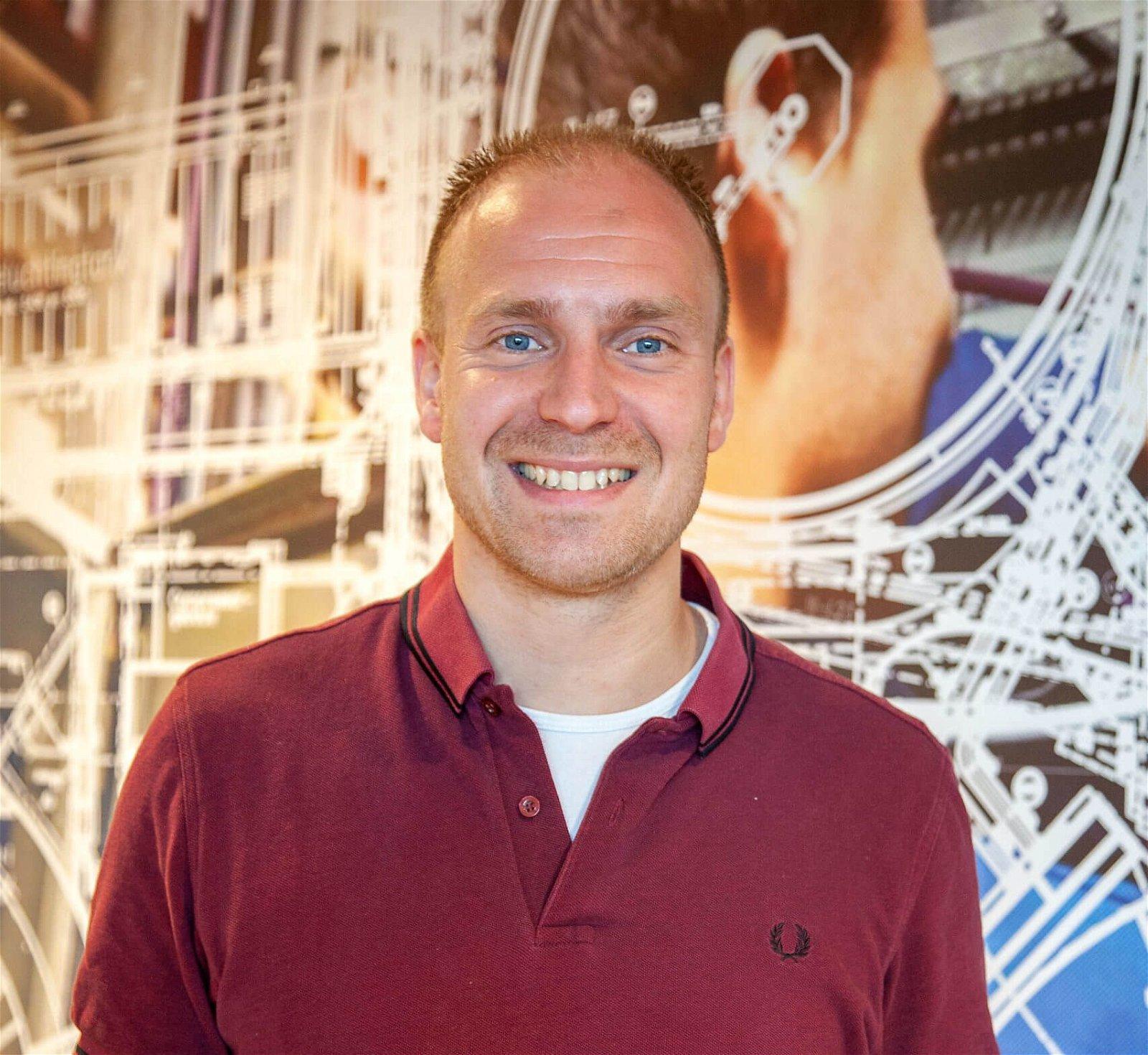 John van Tilborg Projectleider Hoppenbrouwers Techniek