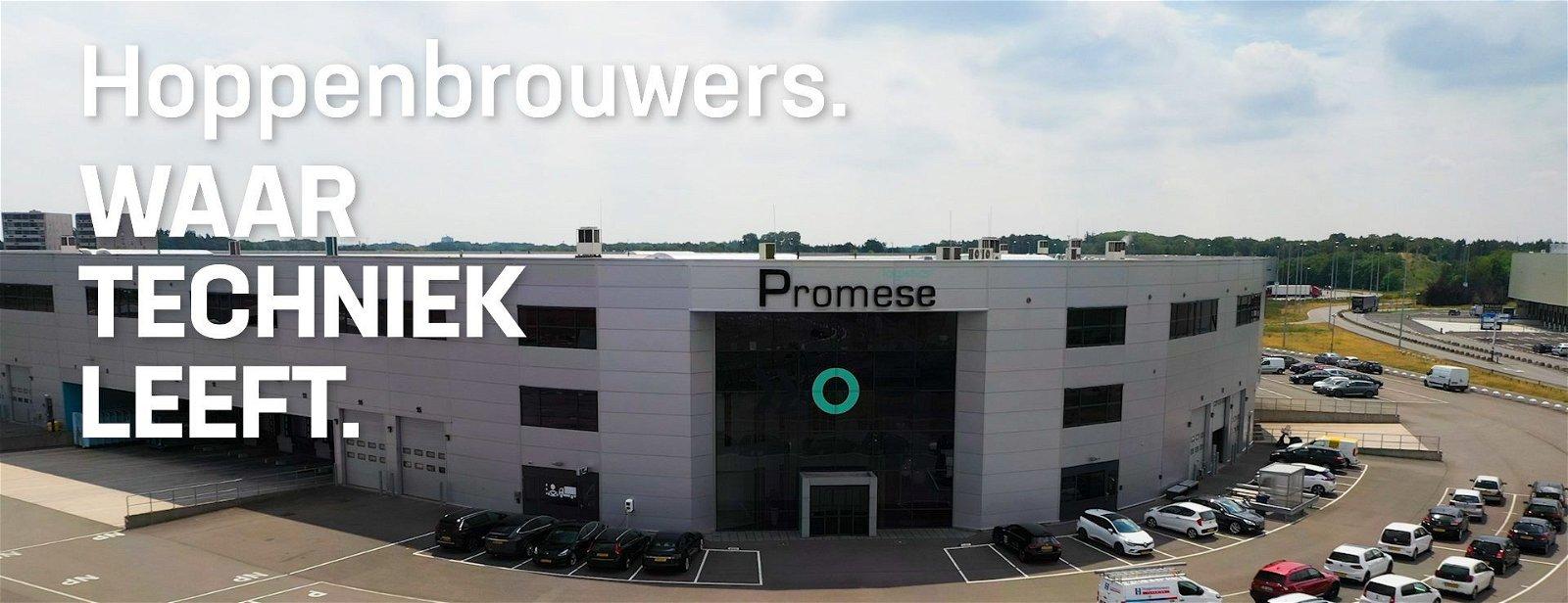 Promese Logistics B.V. – Waar Techniek Leeft