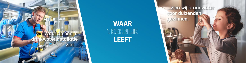 Maak kennis met onze campagne: Waar Techniek Leeft