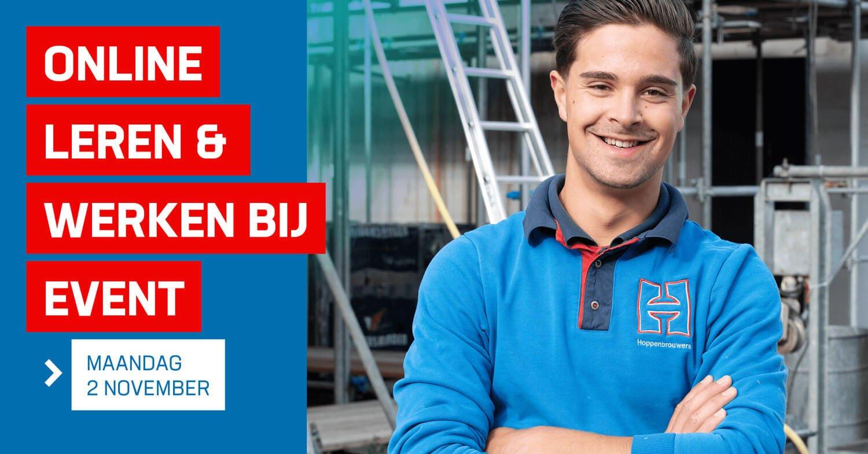 Leren & Werken Bij Event 2 november