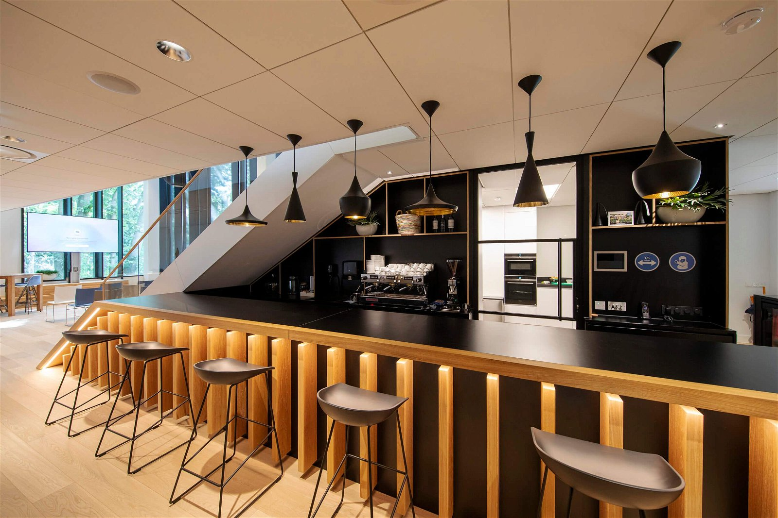 Easyflex Oosterhout bar | Hoppenbrouwers Techniek