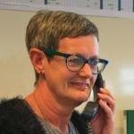 Rie-Emma Staats Servicecoordinator Beveiliging van Hoppenbrouwers Techniek