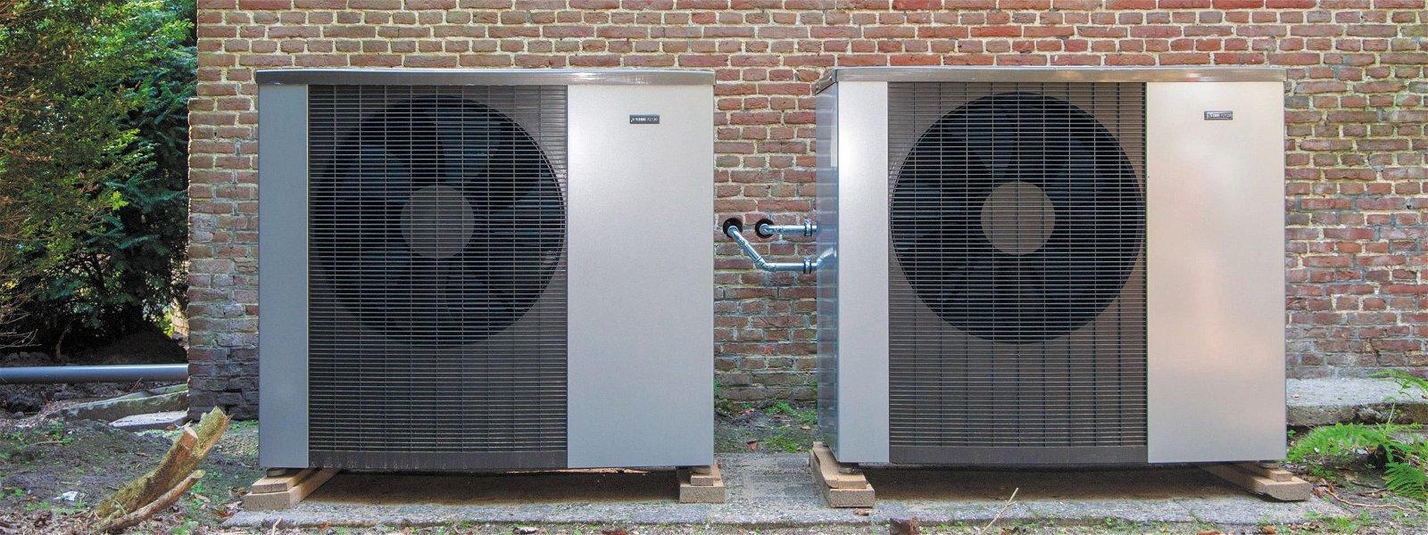 Warmtepompen voor particulieren