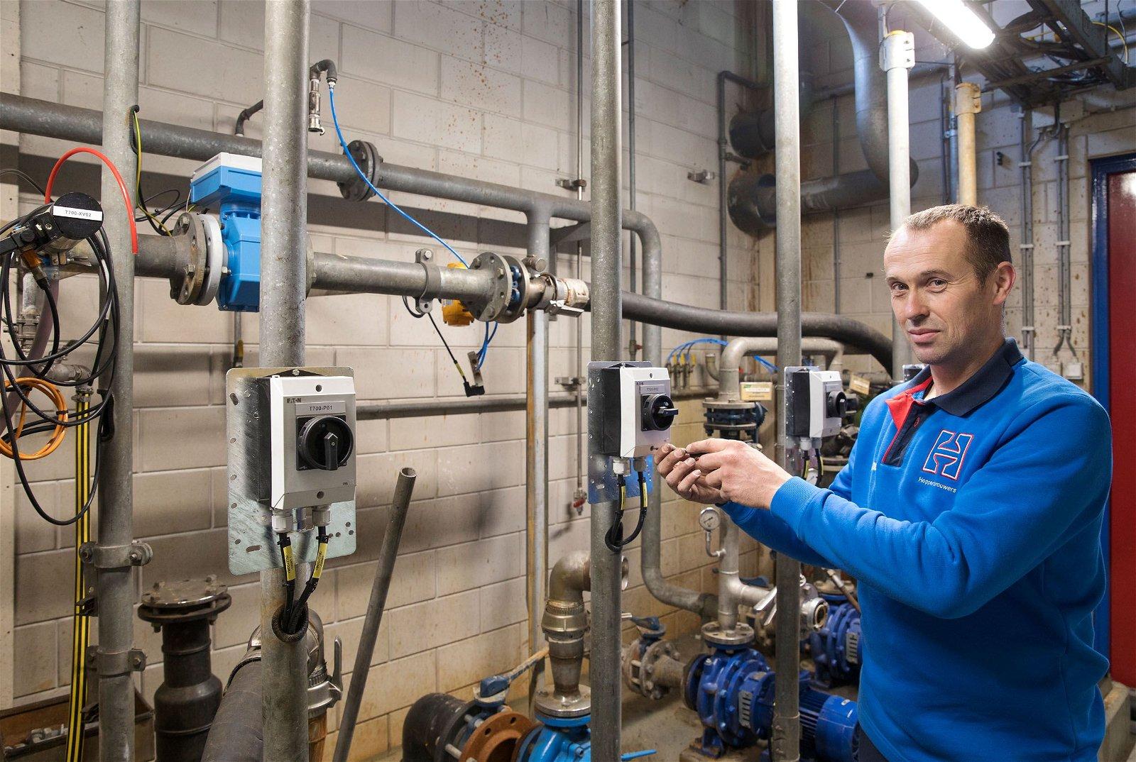 Eén van de belangrijkste eisen voor een afvalwaterzuiveringsinstallatie is betrouwbaarheid.