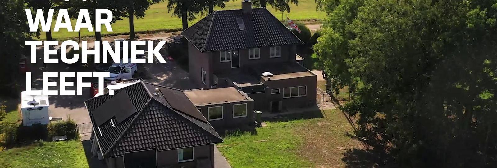 Duurzaam huis  – Waar Techniek Leeft