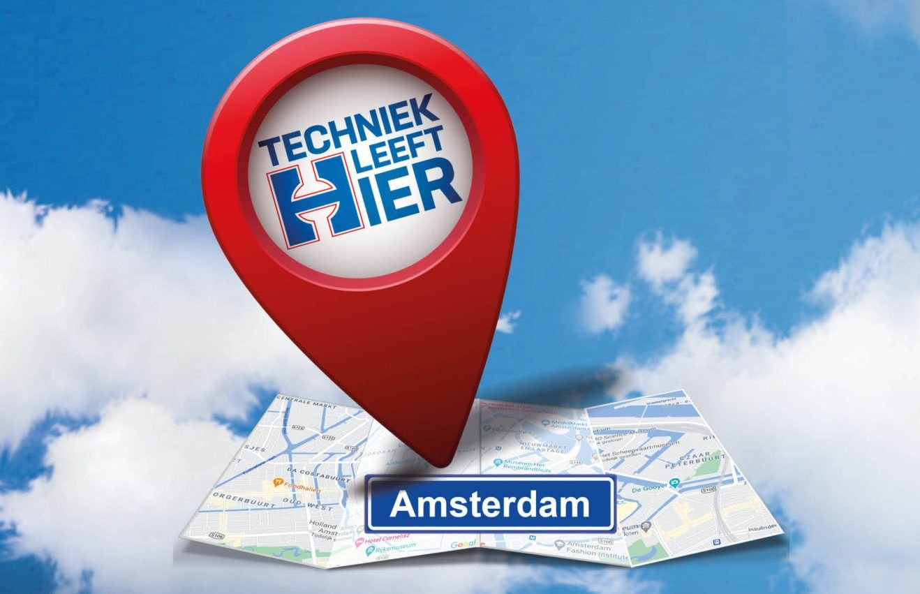 Indtroductie virtuele vesting Hoppenbrouwers Techniek Amsterdam