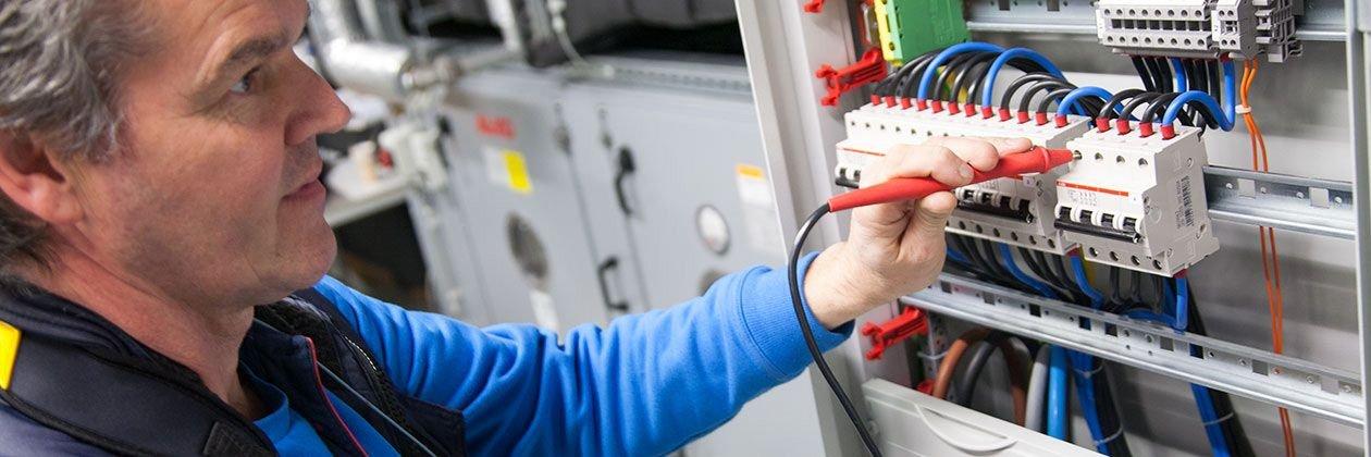 Inspecteur elektrotechniek