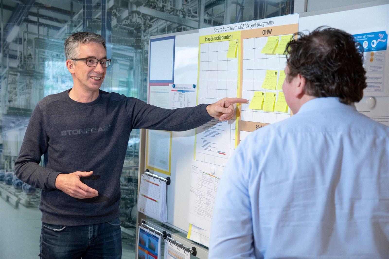Alle grote opdrachten vragen om projectmanagement.