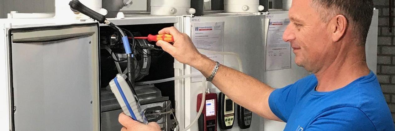 Zorg voor tijdig onderhoud en inspectie van installaties