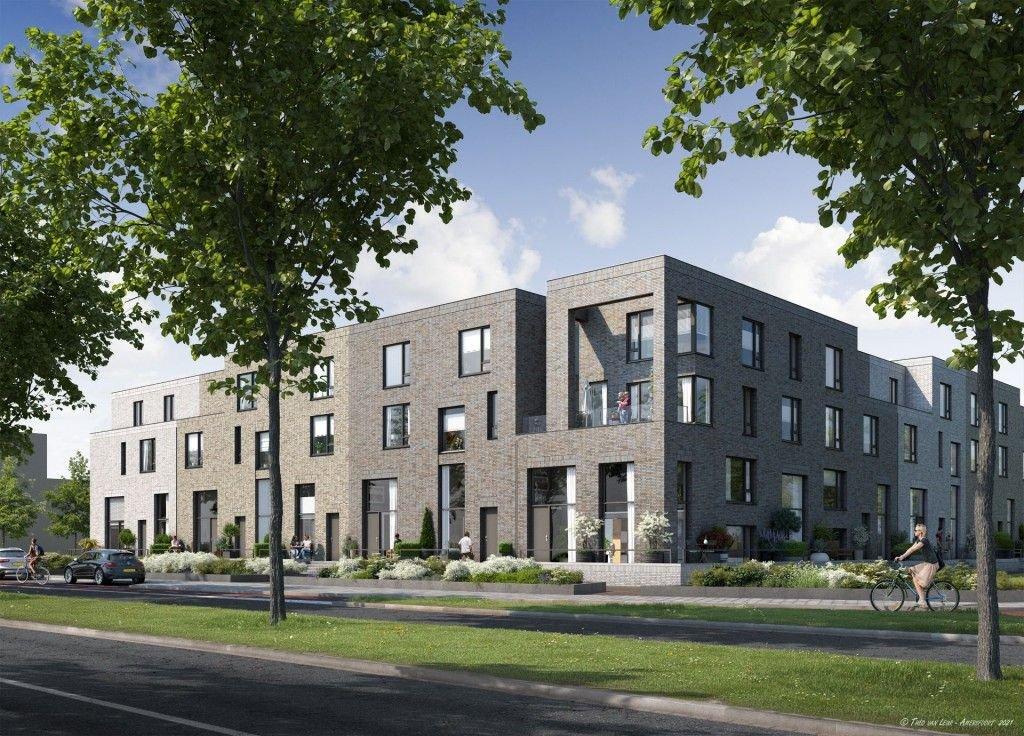 Hoppenbrouwers Techniek werkt mee aan 30 luxe woningen in Enschede
