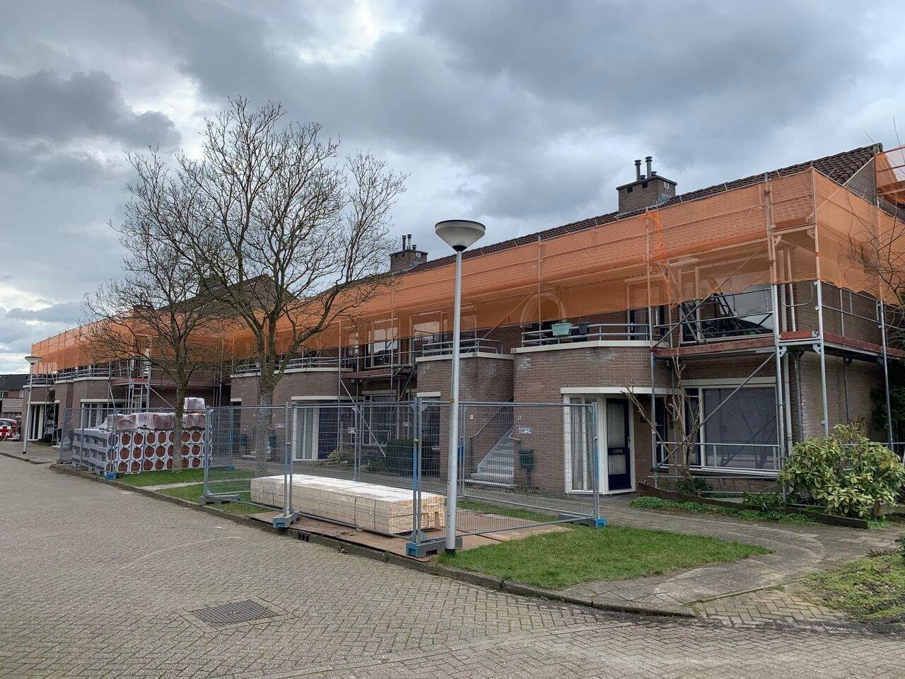 verduurzamen Haagbeuk Almelo werkzaamheden