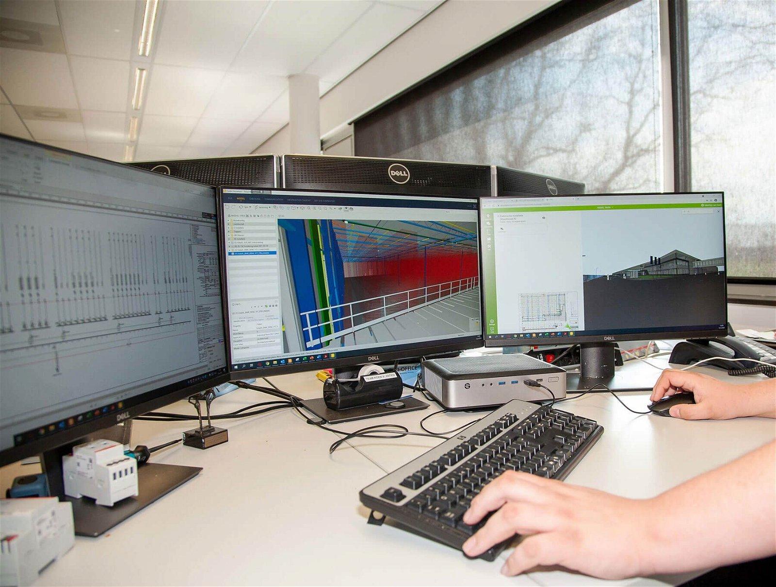 Efficiënter werken met BIM