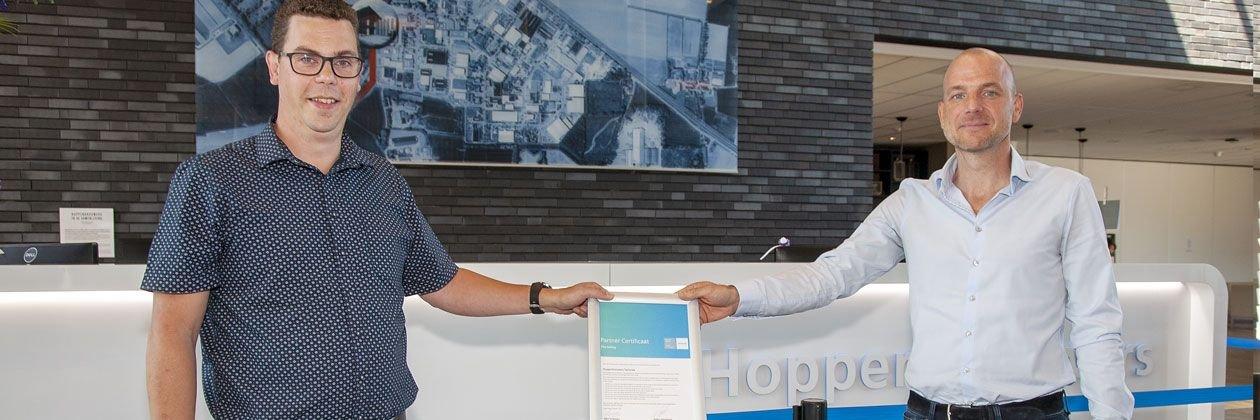 Hoppenbrouwers en Siemens slaan de handen ineen