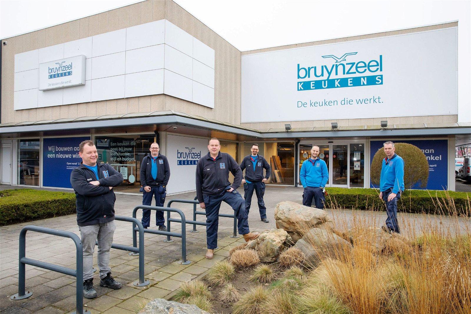 Hoppenbrouwers Bruynzeel Keukens Breda