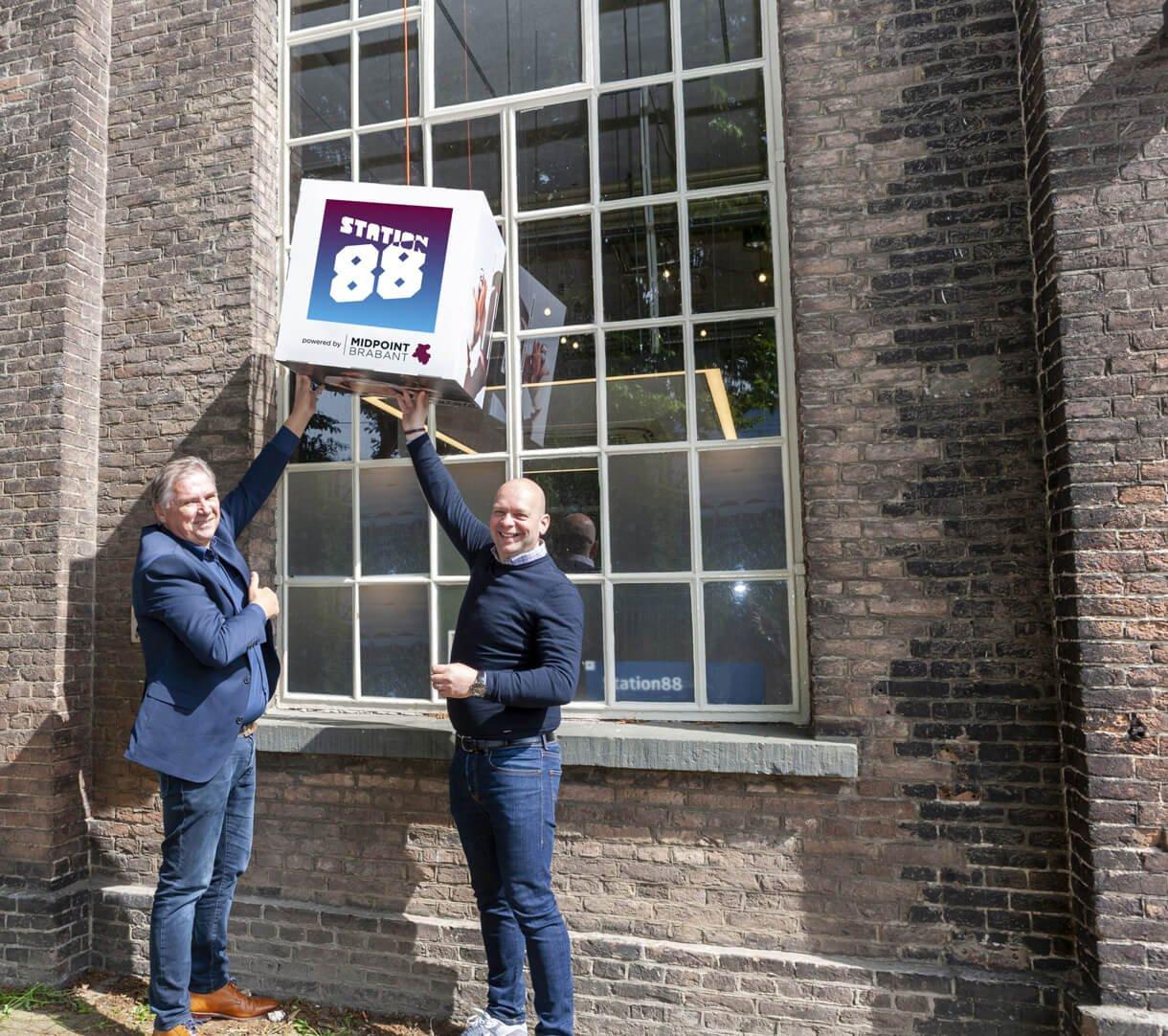 Station88 verwelkomt nieuwe business partner Hoppenbrouwers Techniek