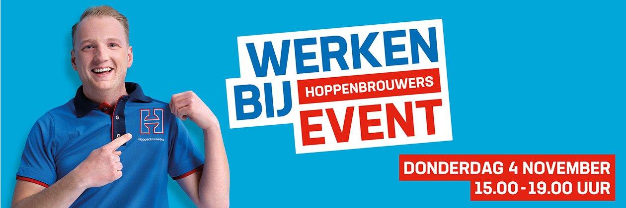 Werken bij Hoppenbrouwers | Event