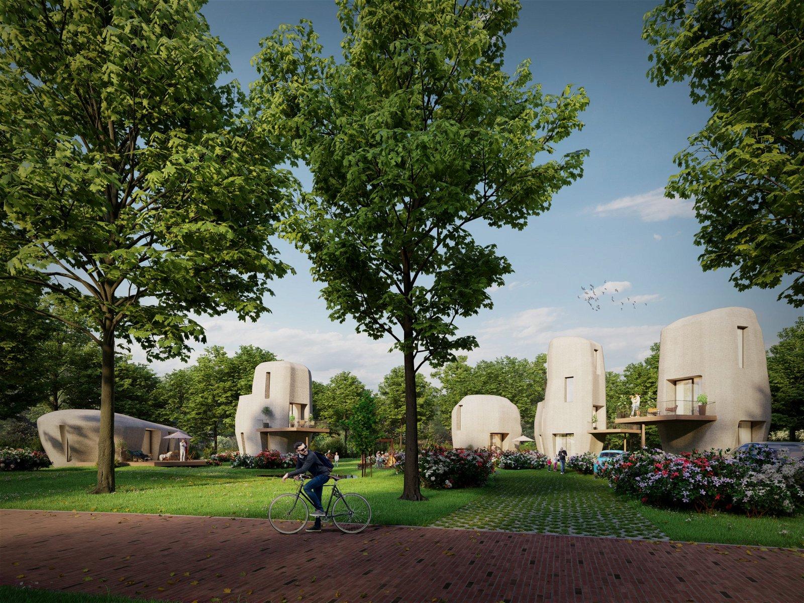 De eerste woning van Milestone staat in Eindhoven.